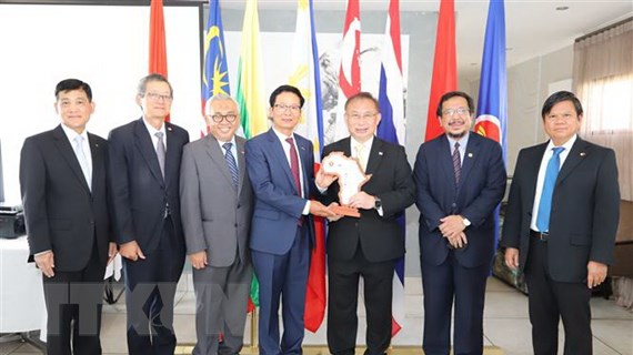 'Việt Nam thể hiện tầm lãnh đạo mạnh mẽ trong vai trò Chủ tịch ASEAN'