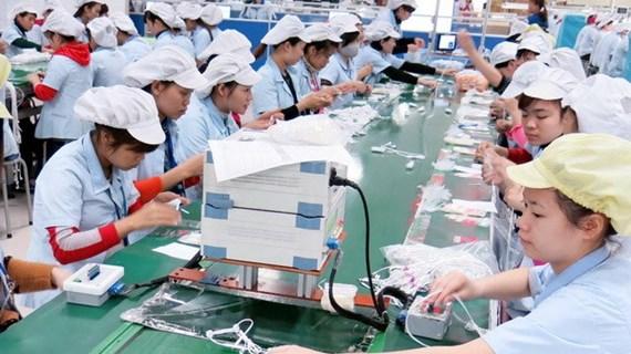 Vốn FDI vẫn tập trung nhiều nhất vào lĩnh vực chế biến, chế tạo