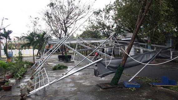 Quảng Nam: 3 người chết và mất tích, 5 người bị thương do bão số 9