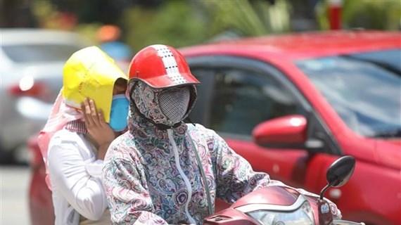 Trong 3 ngày tới, Nam Trung Bộ và Nam Bộ có chỉ số UV cực đại