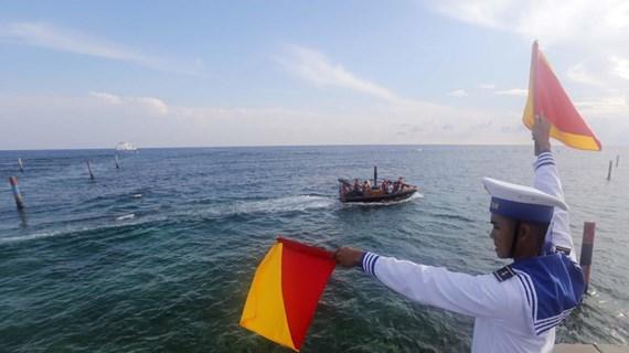 Yêu cầu Trung Quốc tôn trọng chủ quyền của Việt Nam trên Biển Đông