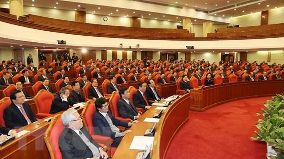 Công tác nhân sự Đại hội XIII qua các Hội nghị TW Đảng khóa XII