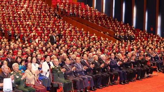 Các Đảng, tổ chức và bạn bè quốc tế gửi điện mừng Đại hội XIII