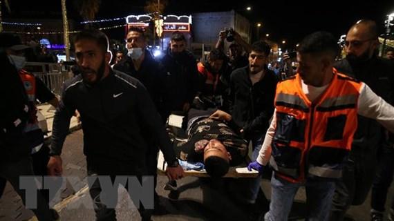 Đụng độ tại đền thờ Al-Aqsa ở Jerusalem, 169 người bị thương