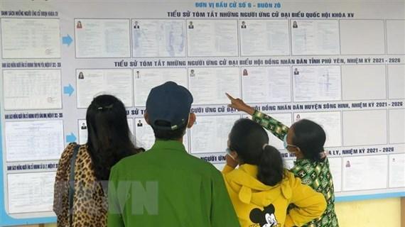 Trưởng Ban Tiếp công dân: Rất ít đơn thư liên quan đến nhân sự ứng cử