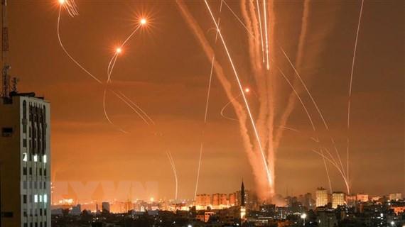 Mỹ thảo luận với Israel và Palestine về căng thẳng ở Dải Gaza