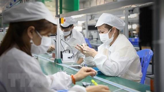 Mô hình '3 tại chỗ' để vừa chống dịch, vừa sản xuất: Nhìn từ Bắc Giang
