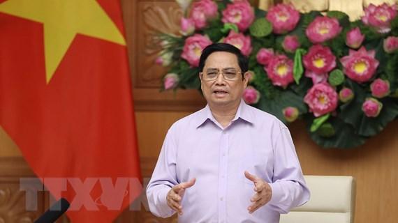 Thủ tướng: Đẩy nhanh tiến độ, chống tiêu cực trong đầu tư công