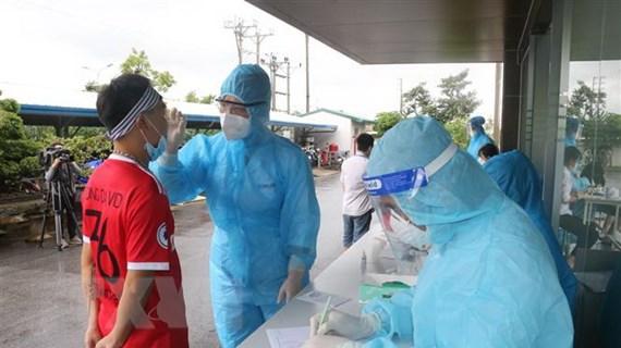 Thanh Hóa: Thêm nhiều ca dương tính, học sinh Bỉm Sơn dừng đến trường