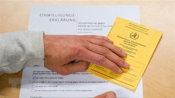 Việt Nam công nhận 'hộ chiếu vaccine' của 72 quốc gia, vùng lãnh thổ