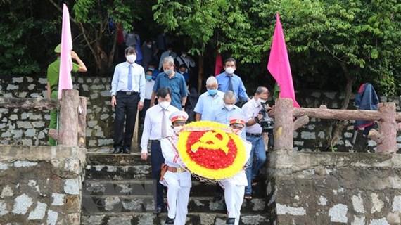 Phú Yên kỷ niệm 60 năm Ngày mở đường Hồ Chí Minh trên biển