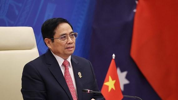 Thủ tướng Phạm Minh Chính dự Hội nghị Cấp cao Đông Á lần thứ 16