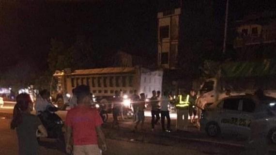 Cảnh sát giao thông bị tấn công khi đang kiểm tra nồng độ cồn