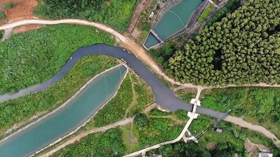 [Mega Story] Hà Nội quay cuồng trong cơn khát mang tên... sông Đà