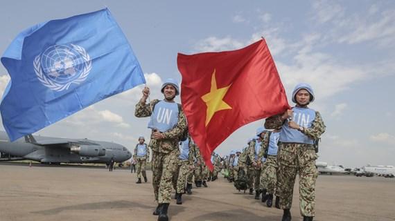 Việt Nam sẽ mở rộng hình thức tham gia gìn giữ hòa bình
