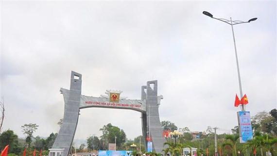 Gia Lai: Hơn 20 tỷ đồng xây Quốc môn tại cửa khẩu quốc tế Lệ Thanh
