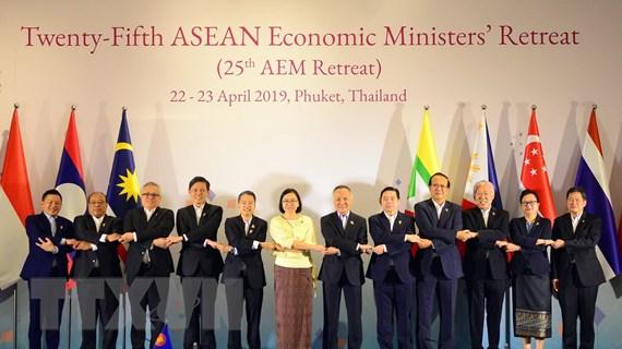 ASEAN thảo luận việc kết thúc đàm phán RCEP vào cuối năm