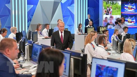 Tổng thống Nga: Xung đột không phải là mong muốn của Moskva