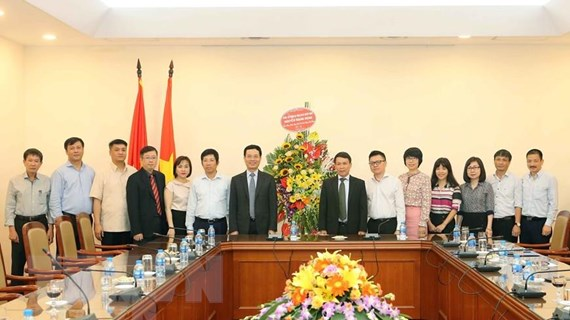 Lời cảm ơn của TTXVN nhân Ngày Báo chí cách mạng Việt Nam