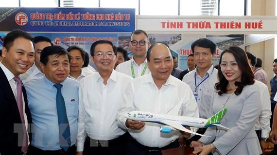 'Đưa vùng kinh tế trọng điểm miền Trung trở thành động lực phát triển'