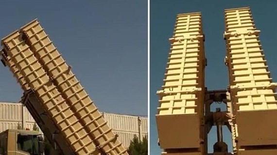 Iran ra mắt hệ thống phòng thủ tên lửa Bavar-373 sản xuất trong nước