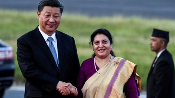Trung Quốc-Nepal nâng cấp quan hệ lên đối tác hợp tác chiến lược