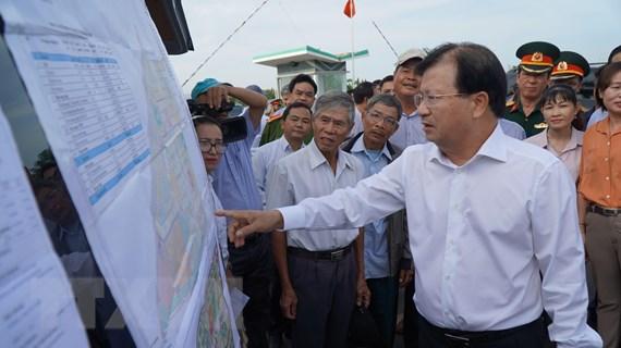 Đồng Nai phải phấn đấu khởi công sân bay Long Thành vào đầu 2021
