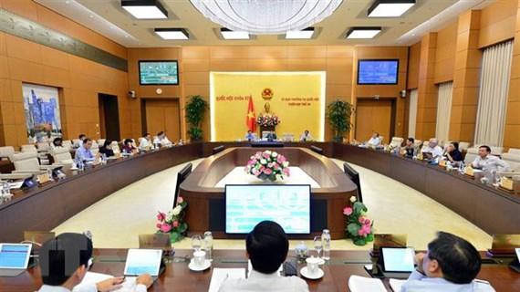 Ủy ban Thường vụ Quốc hội ban hành 6 Nghị quyết về nhân sự