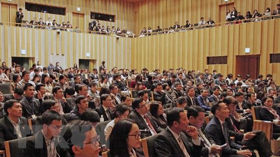 Trí thức Việt tại Nhật đóng góp ý kiến về chủ trương Make in Vietnam