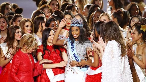 Người đẹp Jamaica đăng quang Hoa hậu Thế giới, Việt Nam lọt top 12