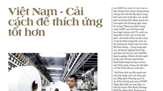 Thế giới 2019 - Nhìn lại một năm biến động và dự cảm cho Việt Nam