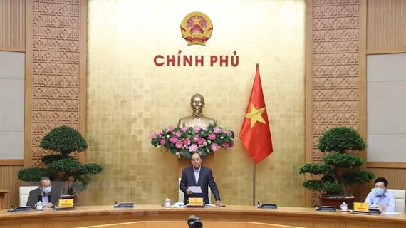 Thủ tướng: Hiệp đồng tác chiến nhanh, hiệu quả với các tình huống dịch