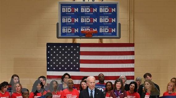 Ứng cử viên Biden đề xuất hoãn hội nghị toàn quốc của đảng Dân chủ