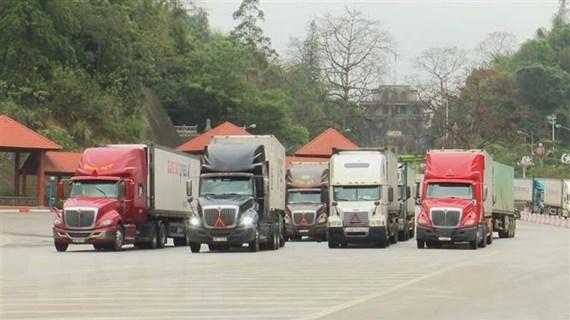 Bộ NN&PTNT khuyến cáo tạm dừng đưa hàng nông sản lên Lạng Sơn