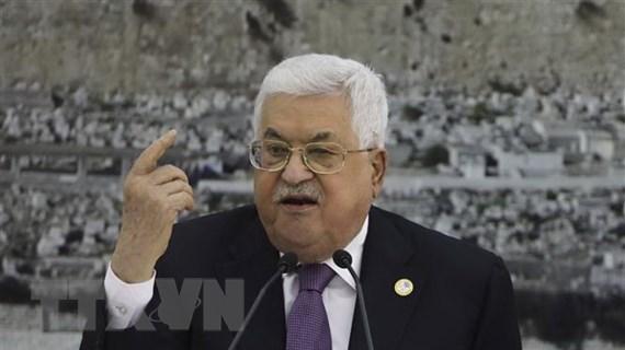 Nước cờ sai của Tổng thống Palestine Mahmoud Abbas?