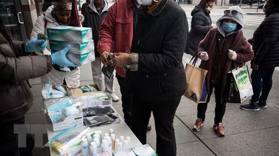 LHQ cảnh báo hành vi trục lợi từ nhu cầu về thiết bị bảo hộ chống dịch