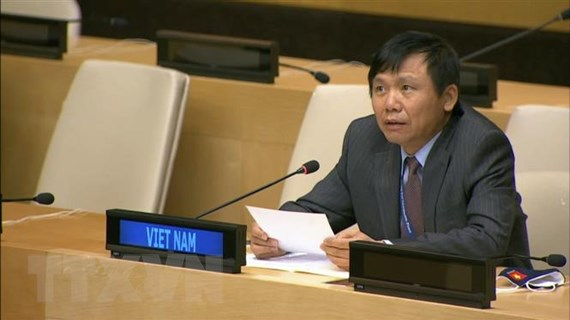 """""""Việt Nam được đánh giá là một đối tác mạnh của Liên hợp quốc"""""""