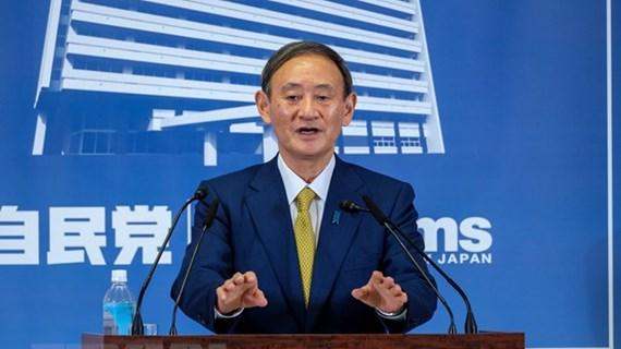 Thủ tướng Nhật Bản mong sớm gặp hai nhà lãnh đạo Putin và Biden