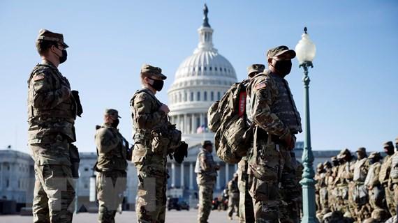 Mỹ: FBI sàng lọc binh sỹ vệ binh quốc gia trước lễ nhậm chức