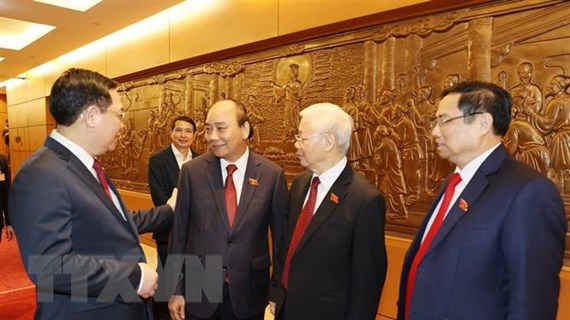 Báo Mỹ: Việt Nam thành công trong việc kiện toàn chức danh lãnh đạo