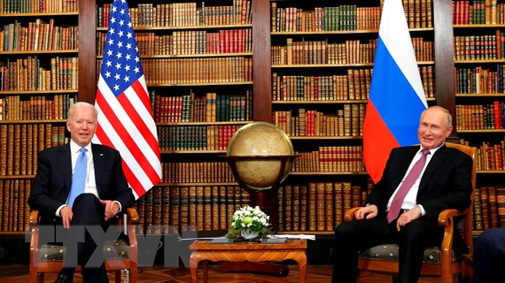 Tổng thống Nga Putin tuyên bố sẵn sàng tiếp tục đối thoại với Mỹ
