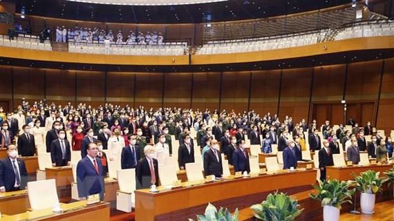 Kỳ họp thứ 2, Quốc hội khóa XV sẽ khai mạc vào ngày 20/10