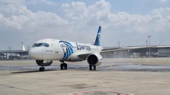 Hãng hàng không Ai Cập phát hiện thư đe dọa trên chuyến bay đến Nga