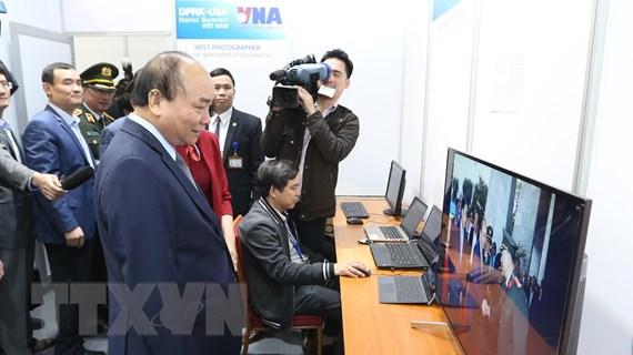 Thủ tướng kiểm tra công tác chuẩn bị cho thượng đỉnh Hoa Kỳ-Triều Tiên