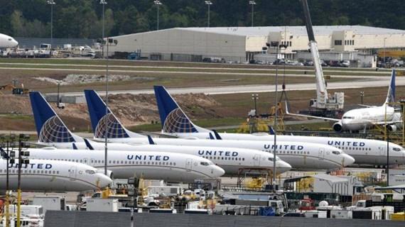 Máy bay Boeing 787 của United Airlines phải hạ cánh khẩn cấp