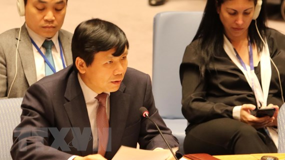 Việt Nam đại diện ASEAN cam kết bảo vệ dân thường trong xung đột