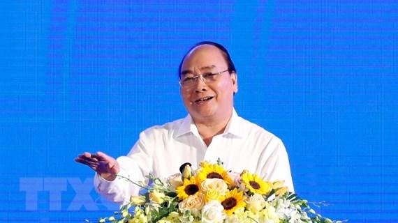 Thủ tướng: Miền Trung cần thể hiện khát vọng vươn lên mạnh mẽ