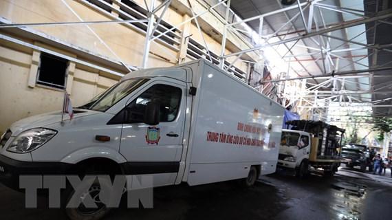 Vụ cháy ở công ty Rạng Đông: Vận chuyển hơn 50 tấn phế thải đi xử lý