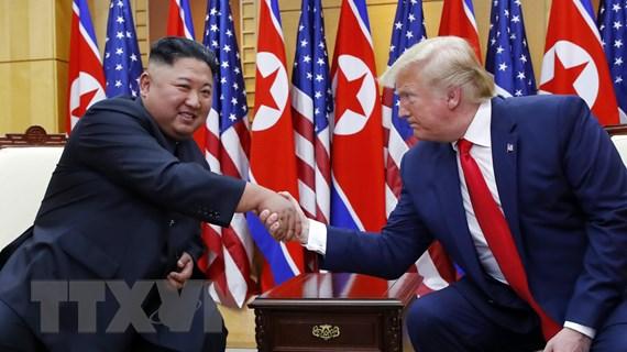 Ông Kim Jong-un gửi thư mời Tổng thống Mỹ Trump thăm Bình Nhưỡng