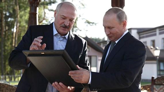 Nga, Belarus có thể hợp nhất một phần nền kinh tế từ năm 2021